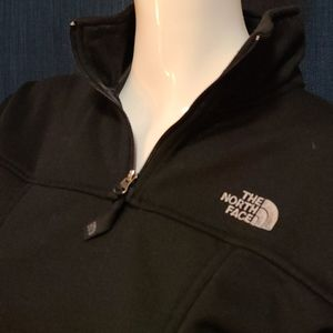 North Face Pullover Sweatshirt Black XS